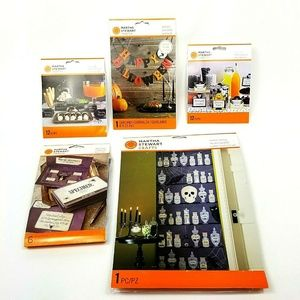 Martha Stewart Crafts Lot Halloween Decor